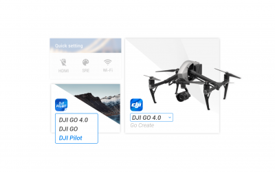 How to use the DJI Pilot App on CrystalSky Displays