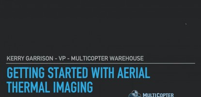 Getting Started with Aerial Thermal Imaging Webinar