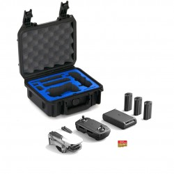 DJI Mavic Mini w/ GPC Travel Case, 2 Extra Batteries, Charging Hub & MicroSD Card