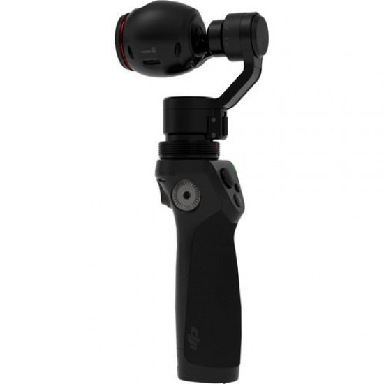 DJI Osmo Handheld Gimbal and Camera System (Handle, Camera, Battery, Charger, Case)