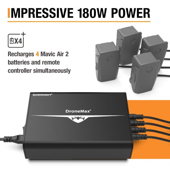 Energen DroneMax Charger for Mavic Air 2 Series