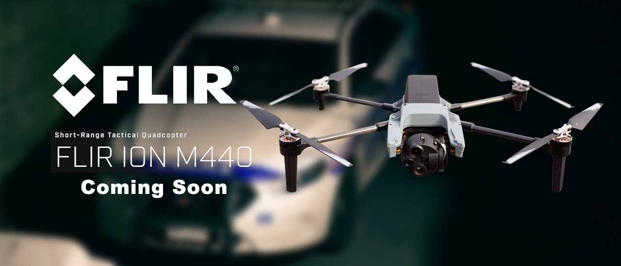 FLIR ION M440 Coming Soon