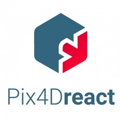 Pix4Dreact - Yearly Rental license