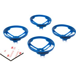 Blade Torrent 110 Prop Guards (Blue) (4) - BLH04003BL