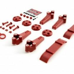 ImmersionRC - Vortex 250 Plastic Kit (Red)