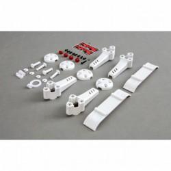 ImmersionRC - Vortex 250 Plastic Kit (White)