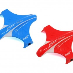 Blade - Inductrix - Canopy Set, Red & Blue - BLH8704