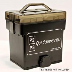 P-Squared Phantom 2/3 Quadcharger GO