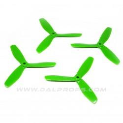 """DAL - """"Indestructible"""" 4045 Tri-Blade V2 - Green"""
