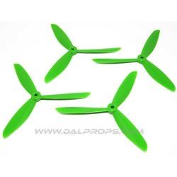"DAL - ""Indestructible"" 6045 Tri-Blade Regular Green"