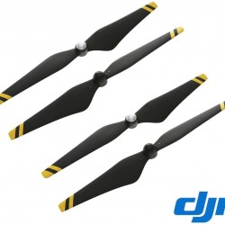 DJI 9450 Carbon Fiber Reinforced Props Composite Hub (Yellow Tip)