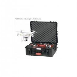 HPRC - Hard Case for DJI Phantom 3 Quadcopter - 2700PHA3
