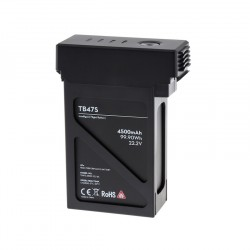 DJI Matrice 600 - Intelligent Flight Battery TB47S - Part 09