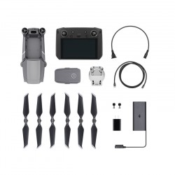 DJI Mavic 2 Zoom with Smart Controller