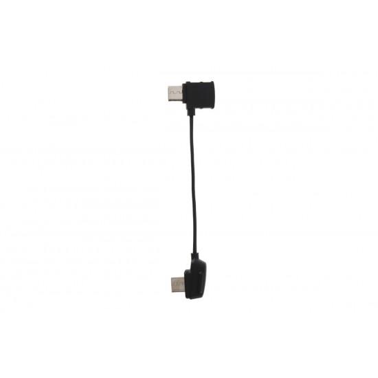 DJI Mavic - RC Cable (Standard Micro USB connector) - Part 3