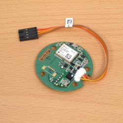 DJI Phantom 2 Vision - GPS Module - Part 11