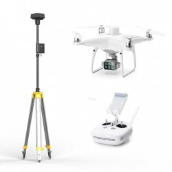 DJI P4 Multispectral Drone System w/ D-RTK 2 Base Station