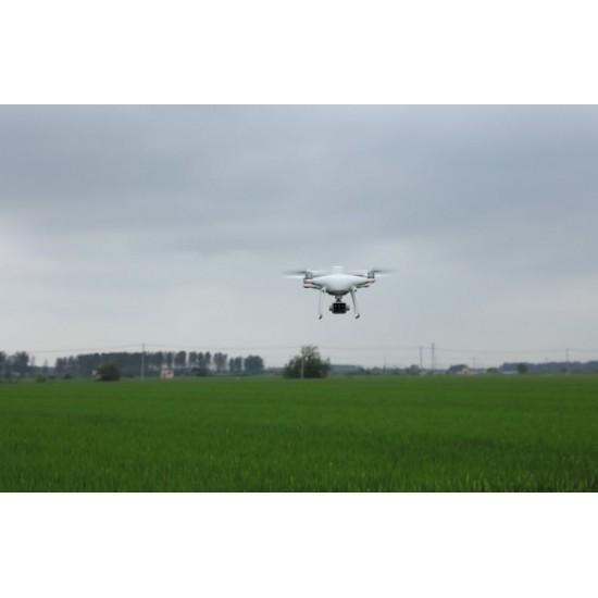 DJI Phantom 4 Multispectral Drone System w/ D-RTK 2 Base Station