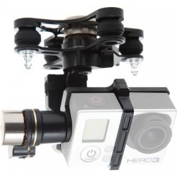 DJI Zenmuse - H3-3D 3-Axis Gimbal for GoPro HERO3/HERO3+ for Phantom 2 - Part 2