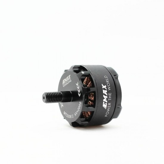 EMAX - Cooling Series Multicopter Motor MT2208 CCW - EMAX-MT-1584-CCW