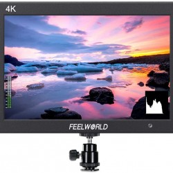 """MCW Cinema T7 7"""" 4K On-camera Monitor with HDMI Input/ Output IPS"""