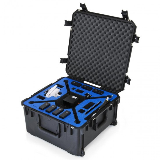 Go Professional - DJI Matrice 100 Travel Case - GPC-DJI-MATRICE-100-2