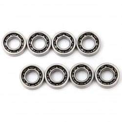 LaTrax Alias Bearings 3x6x2mm (8)