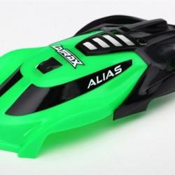 LaTrax Alias Canopy (Green)