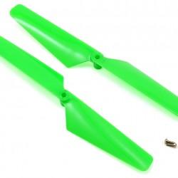 LaTrax Alias Quadcopter - Rotor Blade Set (Green) - TRA6631