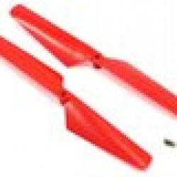 LaTrax Alias Quadcopter - Rotor Blade Set (Red) - TRA6628