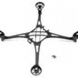 LaTrax Alias Quadcopter Main Frame Replacement