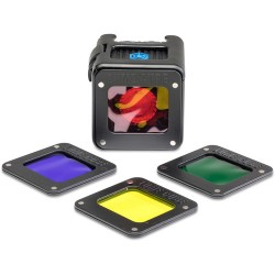 Lume Cube Light-House RGBY Color Pack