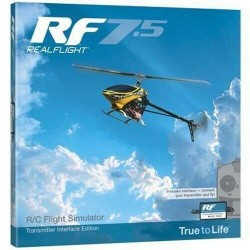 RealFlight 7.5 Transmitter Interface Edition