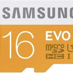 Samsung MicroSD Class 10 Memory Card 16GB