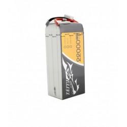 Tattu 22,000mAh 22.2V 25C 6S Lipo Battery Pack