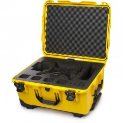 NANUK 950 DJI Phantom 3 Travel Case w/Wheels (Yellow)