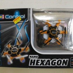 Revell Multicopter NANO Hexagon (Black/Orange)