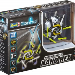 Revell Multicopter NANO Hexagon (Black/Yellow)