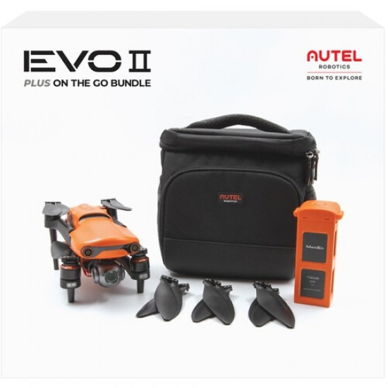 Autel EVO II 8K Drone Plus On-the-Go Bundle