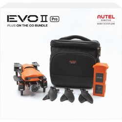 Autel EVO II PRO 6K Drone Plus On-the-Go Bundle
