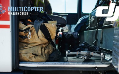 DJI's Disaster Relief Program Fights COVID-19 Pandemic